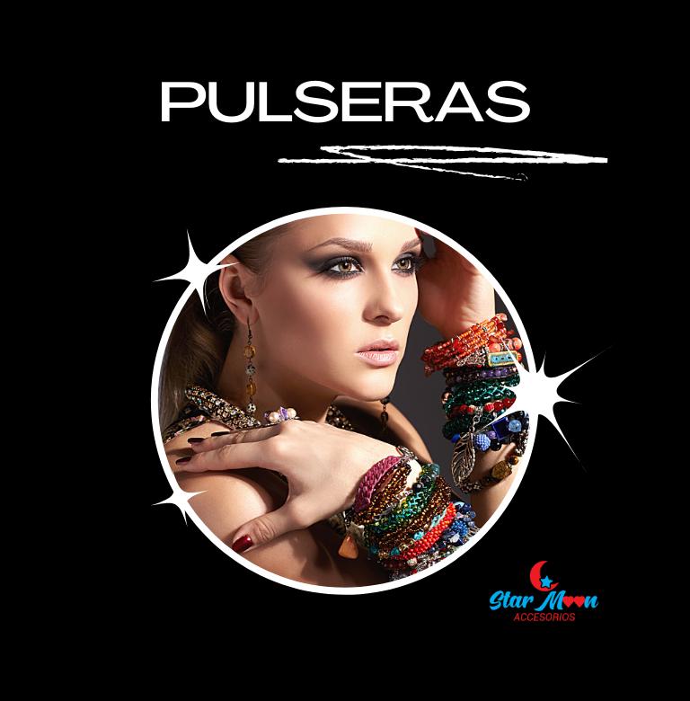 Pulseras Bisuteria Star Moon
