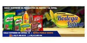 Bodega Latina - Rapidex