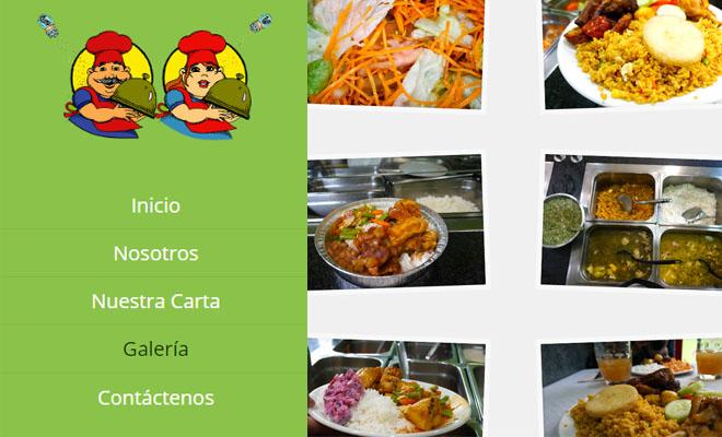 Buffet Latino