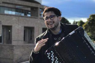 Santiago Cely Adiós Bogotá