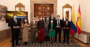10 colombianos destacados en España
