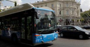Transportes Madrid